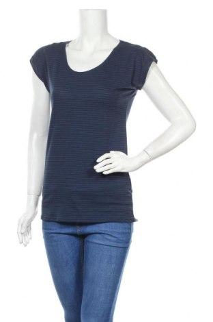 Γυναικεία μπλούζα Beach Time, Μέγεθος XS, Χρώμα Μπλέ, 50% βισκόζη, 50% βαμβάκι, Τιμή 9,29€