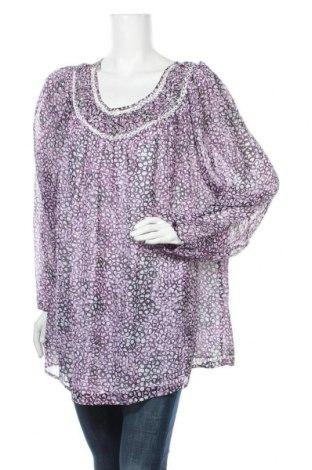 Γυναικεία μπλούζα Biba, Μέγεθος XXL, Χρώμα Πολύχρωμο, Πολυεστέρας, Τιμή 8,18€
