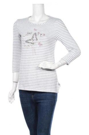 Дамска блуза Bicalla, Размер S, Цвят Сив, 65% полиестер, 35% вискоза, Цена 4,76лв.