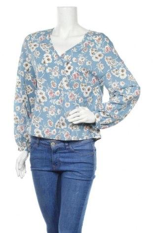 Γυναικεία μπλούζα Boohoo, Μέγεθος M, Χρώμα Μπλέ, 100% πολυεστέρας, Τιμή 13,92€