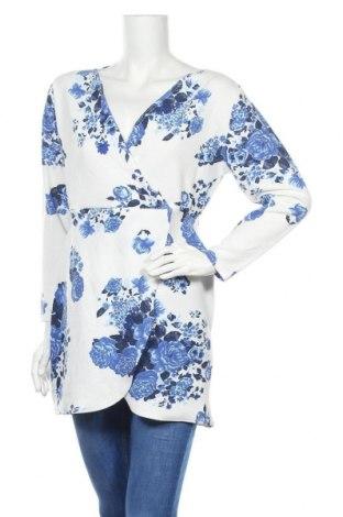 Γυναικεία μπλούζα Boohoo, Μέγεθος XXL, Χρώμα Λευκό, 95% πολυεστέρας, 5% ελαστάνη, Τιμή 10,52€