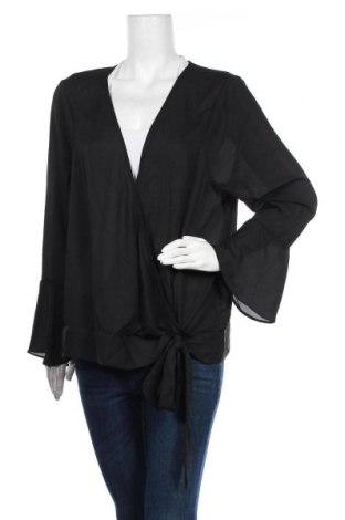 Дамска блуза Brave Soul, Размер XL, Цвят Черен, Полиестер, Цена 8,40лв.