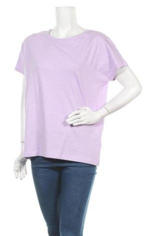 Γυναικεία μπλούζα Brave Soul, Μέγεθος M, Χρώμα Βιολετί, Βαμβάκι, Τιμή 12,27€