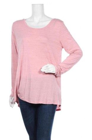 Γυναικεία μπλούζα C&A, Μέγεθος M, Χρώμα Ρόζ , 87% βισκόζη, 9% πολυεστέρας, 4% ελαστάνη, Τιμή 10,39€