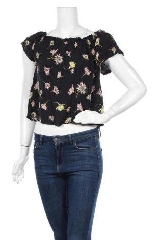 Γυναικεία μπλούζα Clockhouse, Μέγεθος M, Χρώμα Μαύρο, Τιμή 10,49€