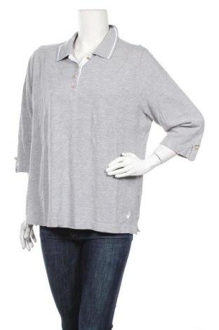 Γυναικεία μπλούζα Collection L, Μέγεθος XL, Χρώμα Γκρί, 50% βαμβάκι, 50% μοντάλ, Τιμή 7,79€