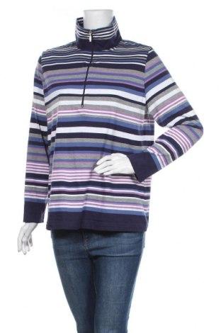 Γυναικεία μπλούζα Collection L, Μέγεθος XL, Χρώμα Πολύχρωμο, 50% βαμβάκι, 50% μοντάλ, Τιμή 6,62€