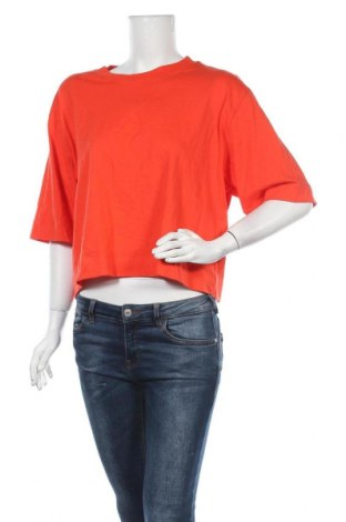 Γυναικεία μπλούζα Collusion, Μέγεθος XL, Χρώμα Κόκκινο, Βαμβάκι, Τιμή 6,07€