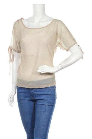 Дамска блуза Colours Of The World, Размер S, Цвят Бежов, Цена 15,12лв.