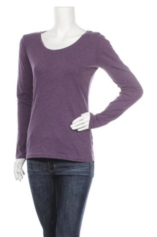 Дамска блуза Colours Of The World, Размер S, Цвят Лилав, Цена 14,28лв.