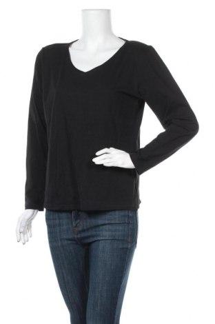 Дамска блуза Colours Of The World, Размер L, Цвят Черен, Цена 4,20лв.