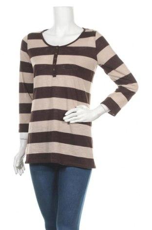 Дамска блуза Colours Of The World, Размер XL, Цвят Кафяв, Цена 12,50лв.