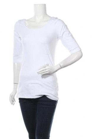 Γυναικεία μπλούζα Colours Of The World, Μέγεθος M, Χρώμα Λευκό, 95% βαμβάκι, 5% ελαστάνη, Τιμή 9,38€