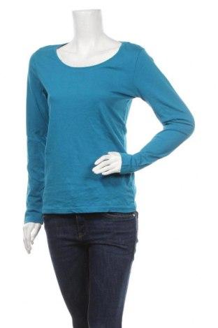 Дамска блуза Colours Of The World, Размер M, Цвят Син, Цена 14,18лв.