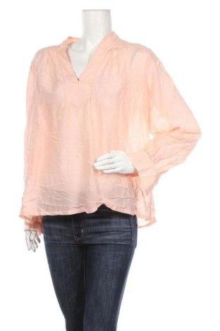Γυναικεία μπλούζα Country Road, Μέγεθος XL, Χρώμα Ρόζ , 70% βαμβάκι, 30% μετάξι, Τιμή 32,08€