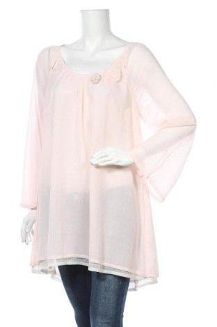Γυναικεία μπλούζα Cream, Μέγεθος L, Χρώμα Ρόζ , Πολυεστέρας, Τιμή 13,51€