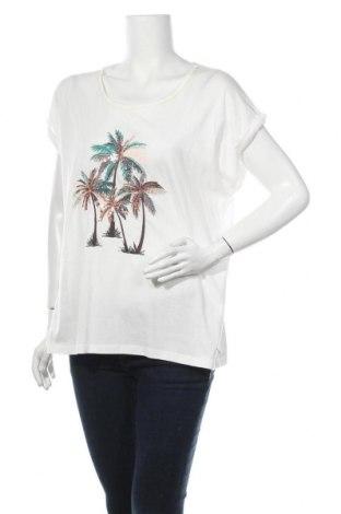 Γυναικεία μπλούζα Cream, Μέγεθος L, Χρώμα Λευκό, 50% βαμβάκι, 50% μοντάλ, Τιμή 25,98€