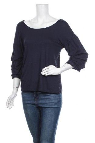 Γυναικεία μπλούζα Cream, Μέγεθος S, Χρώμα Μπλέ, 95% βισκόζη, 5% ελαστάνη, Τιμή 20,29€
