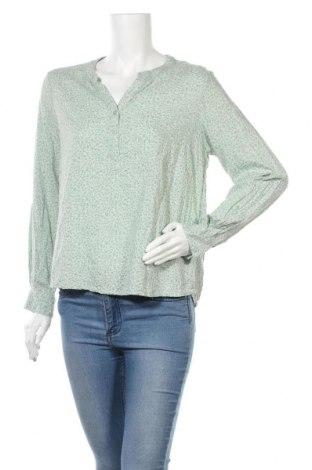 Γυναικεία μπλούζα Cream, Μέγεθος L, Χρώμα Πράσινο, Βισκόζη, Τιμή 21,34€