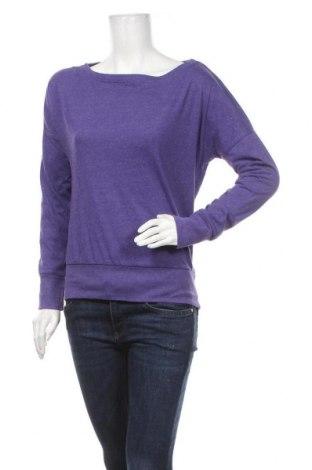 Γυναικεία μπλούζα Crivit, Μέγεθος S, Χρώμα Βιολετί, 60% βαμβάκι, 40% πολυεστέρας, Τιμή 8,28€