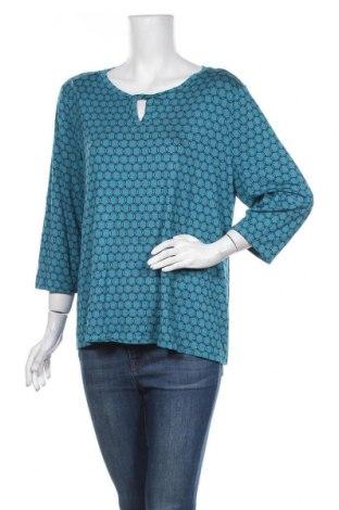 Γυναικεία μπλούζα Croft & Barrow, Μέγεθος XXL, Χρώμα Μπλέ, 95% βισκόζη, 5% ελαστάνη, Τιμή 11,72€