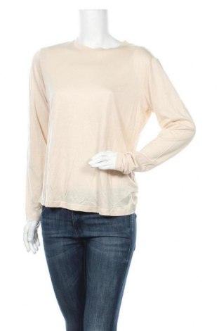 Γυναικεία μπλούζα Cubus, Μέγεθος L, Χρώμα  Μπέζ, Τενσελ, Τιμή 16,05€