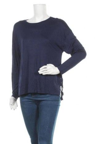 Γυναικεία μπλούζα Cubus, Μέγεθος L, Χρώμα Μπλέ, Βισκόζη, Τιμή 8,22€