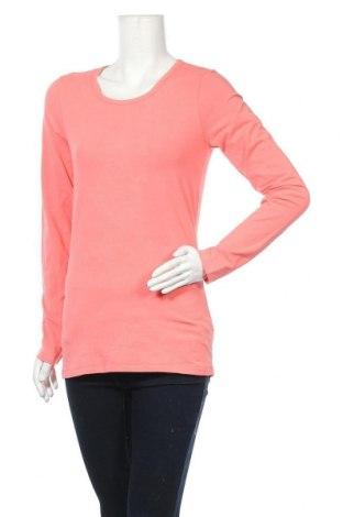 Γυναικεία μπλούζα Cubus, Μέγεθος L, Χρώμα Ρόζ , 92% βαμβάκι, 8% ελαστάνη, Τιμή 16,05€