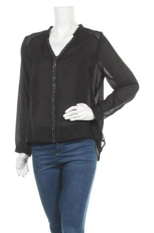 Γυναικεία μπλούζα Daniel Hechter, Μέγεθος M, Χρώμα Μαύρο, Πολυεστέρας, Τιμή 31,55€