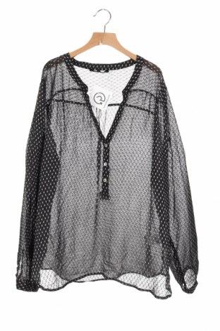 Γυναικεία μπλούζα Diana Ferrari, Μέγεθος XL, Χρώμα Μαύρο, Πολυεστέρας, Τιμή 15,20€