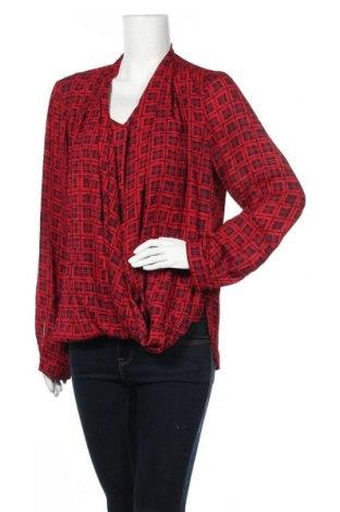 Γυναικεία μπλούζα Diana Ferrari, Μέγεθος XL, Χρώμα Κόκκινο, Πολυεστέρας, Τιμή 11,82€