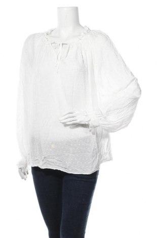 Γυναικεία μπλούζα Dotti, Μέγεθος XL, Χρώμα Λευκό, Βισκόζη, Τιμή 11,11€