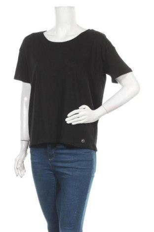 Γυναικεία μπλούζα Edc By Esprit, Μέγεθος L, Χρώμα Μαύρο, Βαμβάκι, Τιμή 22,81€