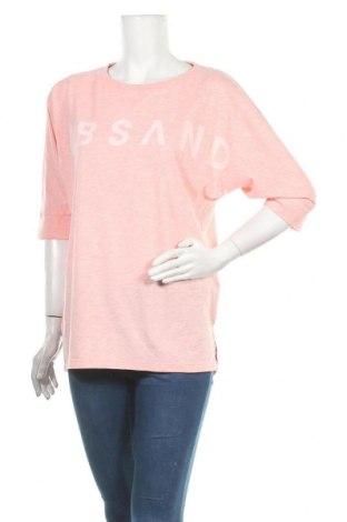 Γυναικεία μπλούζα Elbsand, Μέγεθος M, Χρώμα Ρόζ , 50% βαμβάκι, 50% πολυεστέρας, Τιμή 16,12€