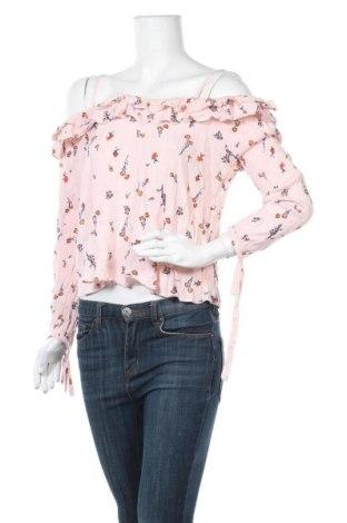 Дамска блуза Elodie, Размер L, Цвят Розов, Вискоза, Цена 4,91лв.