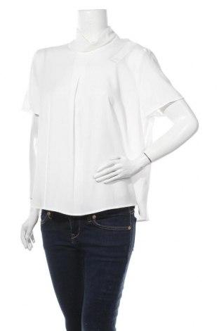 Γυναικεία μπλούζα Esprit, Μέγεθος L, Χρώμα Λευκό, Πολυεστέρας, Τιμή 22,81€