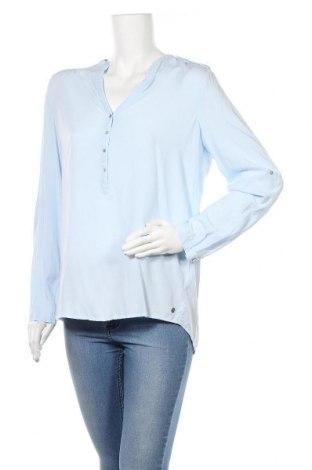 Γυναικεία μπλούζα Esprit, Μέγεθος L, Χρώμα Μπλέ, Βισκόζη, Τιμή 16,70€
