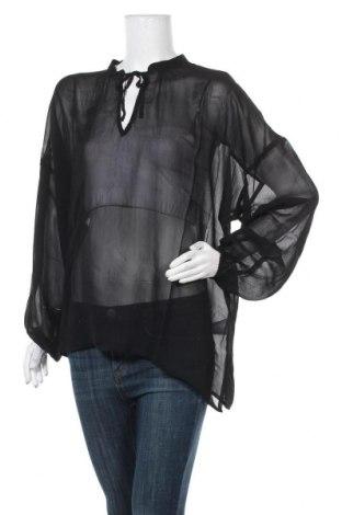 Дамска блуза Farina Opoku, Размер M, Цвят Черен, Вискоза, Цена 3,55лв.