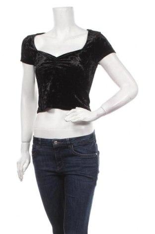 Γυναικεία μπλούζα Forever 21, Μέγεθος L, Χρώμα Μαύρο, Τιμή 11,69€