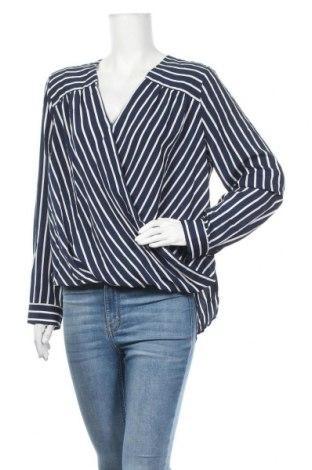 Γυναικεία μπλούζα Forever New, Μέγεθος XL, Χρώμα Μπλέ, Πολυεστέρας, Τιμή 12,34€