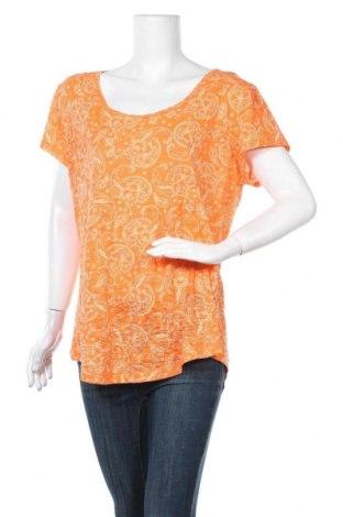 Γυναικεία μπλούζα George, Μέγεθος XXL, Χρώμα Πορτοκαλί, 55% βαμβάκι, 45% πολυεστέρας, Τιμή 9,25€