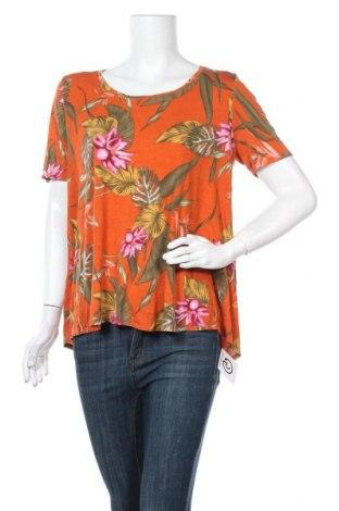 Γυναικεία μπλούζα George, Μέγεθος L, Χρώμα Πολύχρωμο, 95% βισκόζη, 5% ελαστάνη, Τιμή 11,04€