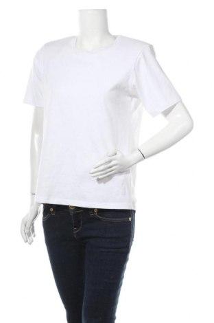 Γυναικεία μπλούζα Gestuz, Μέγεθος M, Χρώμα Λευκό, Βαμβάκι, Τιμή 18,50€