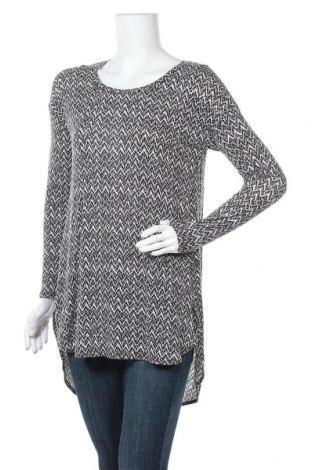 Γυναικεία μπλούζα Gina Tricot, Μέγεθος S, Χρώμα Μαύρο, 92% βισκόζη, 8% ελαστάνη, Τιμή 12,34€
