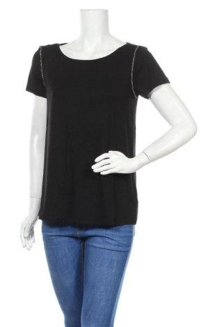 Γυναικεία μπλούζα Heine, Μέγεθος S, Χρώμα Μαύρο, 95% βισκόζη, 5% ελαστάνη, Τιμή 12,62€