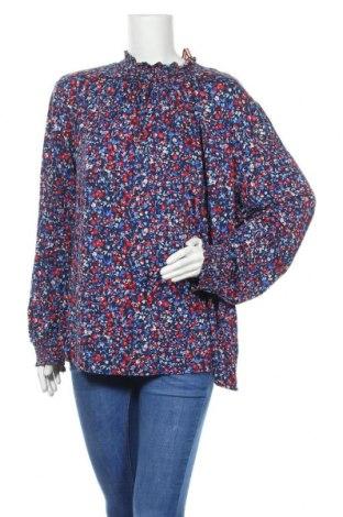 Γυναικεία μπλούζα Holly & Whyte By Lindex, Μέγεθος XXL, Χρώμα Πολύχρωμο, 55% lyocell, 45% βισκόζη, Τιμή 11,11€