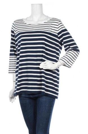 Γυναικεία μπλούζα Holly & Whyte By Lindex, Μέγεθος XL, Χρώμα Μπλέ, Βαμβάκι, Τιμή 7,01€