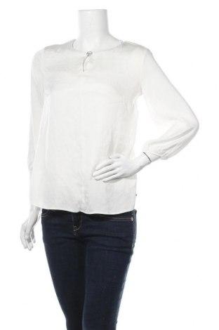 Γυναικεία μπλούζα Hugo Boss, Μέγεθος M, Χρώμα Εκρού, 93% μετάξι, 7% ελαστάνη, Τιμή 90,79€
