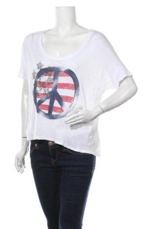 Γυναικεία μπλούζα INC International Concepts, Μέγεθος L, Χρώμα Λευκό, Βισκόζη, Τιμή 18,84€