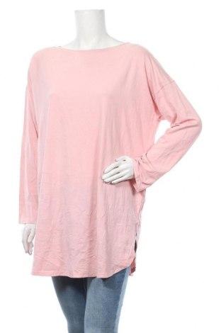 Γυναικεία μπλούζα J.Jill, Μέγεθος XL, Χρώμα Ρόζ , 55% βαμβάκι, 39% μοντάλ, 6% ελαστάνη, Τιμή 10,52€